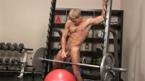 Stas Works Out from Sean Cody