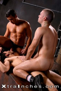 Big Dick 3way from Xtra Inches