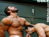 Carlo Masi And Adam Champ from Colt Studio