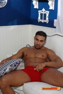 Latin Hunk Moro from Amazing Moro