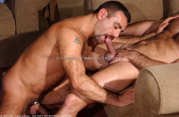 hot guy gay porn cop handcuffs raw for concupiscenthot cop gay anal