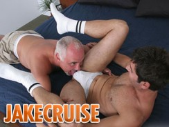 Mario Yanko And Jake Bareback from Jake Cruise