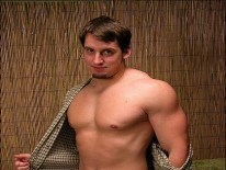Muscle Stud Troy from Circle Jerk Boys