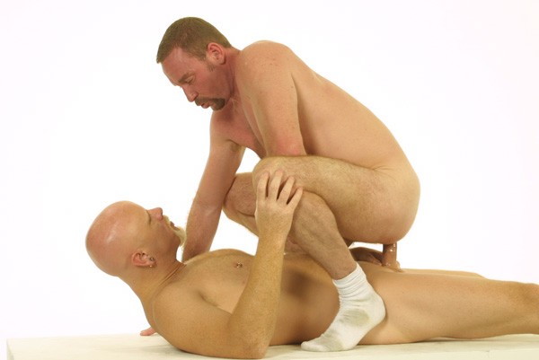 Gay porn hitchhikers
