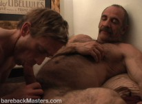 Fucking Hole 3way from Bareback Masters