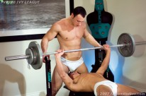 Ryan Wade And Jason Adonis from Falcon Studios