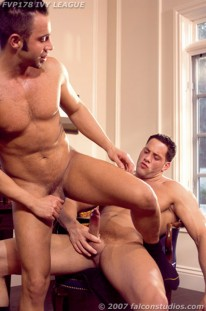 Martin Mazza And Erik Rhodes from Falcon Studios