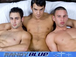 gay sex - A Taste Of Blue from Randy Blue