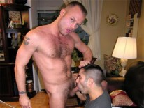 Blowing Don from New York Straight Men
