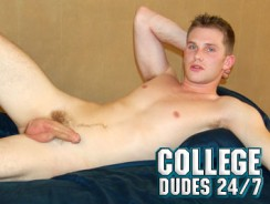 Shane Busts A Nut from College Dudes