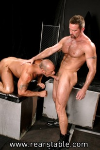 Omega from Raging Stallion