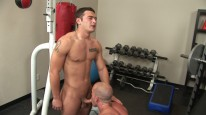 Blowing Hunter from Sean Cody