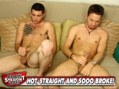 Michael And Anthony from Broke Straight Boys