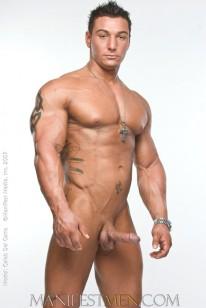 Caleb Del Gatto from Manifest Men