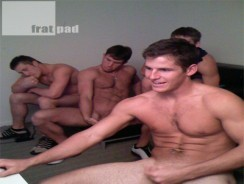 Gay Porn - Men Of Fratpad from Fratpad
