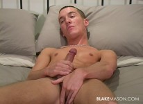 Carl Jacking Off from Blake Mason