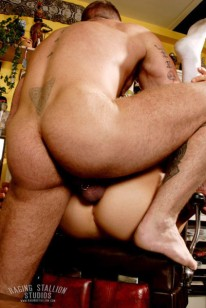 Ink Storm from Raging Stallion