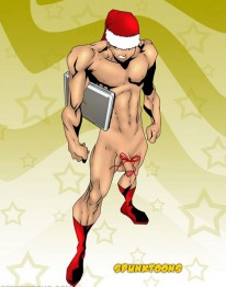 Santa Collection from Spunk Toons