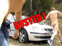 Busted from Bentleyrace