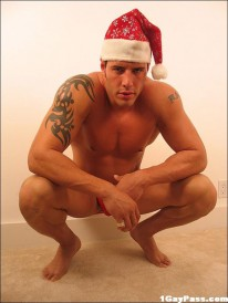 Santas Helper from 1 Gay Pass