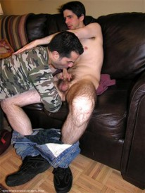 Freds Bj from New York Straight Men