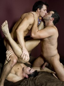 Alex Chris And Reese from Randy Blue