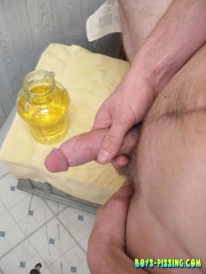 Bryce from Boys Pissing
