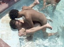 Pool Orgy Part 6 from Raw Entry Club
