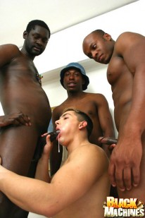 Gang Bang from Black Machines