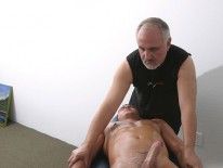 Burt Martens Massage from Jake Cruise