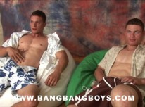 Ryan And Billy from Bang Bang Boys