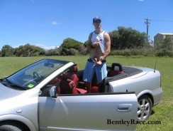 Rag Top Fun from Bentleyrace