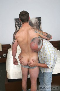 David Taylor Serviced from Jake Cruise