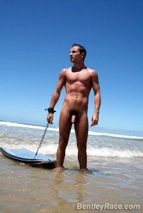 Nude Surfing With Ivo from Bentleyrace