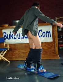 Oliver Ball Buster from Bukbuddies