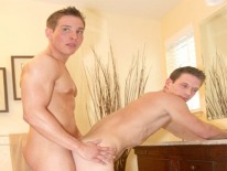Dylan Mclovin And Taylor Aims from Next Door Buddies