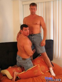 Brok And Mark Making Love Pt2 from Men Over 30