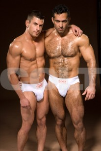 Adam Champ And Darin Hawk from Colt Studio