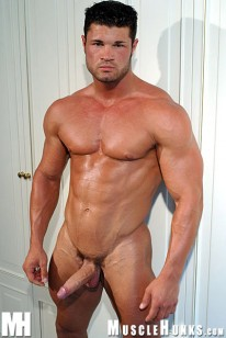 Kurt Beckmann from Muscle Hunks