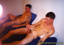Marine Buddys from Awol Marines