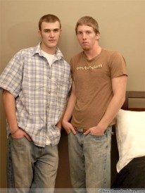 Christian Wilde And Steven Wam from Next Door Buddies