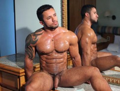 Adelio Senna from Muscle Hunks
