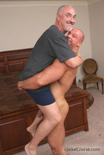 Joe Thunder Serviced from Jake Cruise