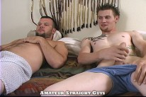 Brock And Axe from Amateur Straight Guys