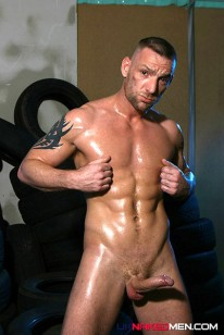 Dirty Mechanics 1 from Uk Naked Men