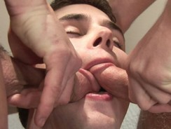 Gay Porn - Double Stuffed from Sean Cody