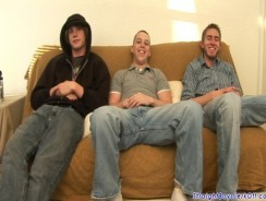 Thunder Chase Brad from Straight Boys Jerk Off