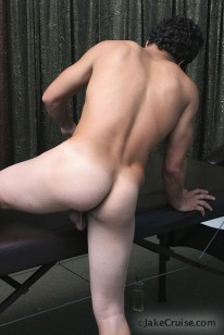 Tony Capuccis Massage from Jake Cruise