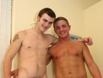 Marcus And Christian Wilde from Next Door Buddies
