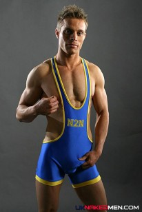 Neil Wrestler from Uk Naked Men